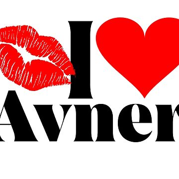 I Love Avner by Ali-87