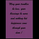 Blessings, Sayings, Inspirational  by KarenKehoe2007