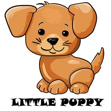 Little Puppy by Schemm