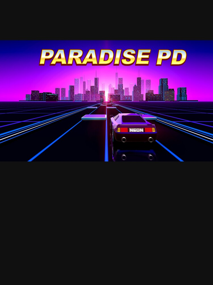 Paradise PD by Lilzer99
