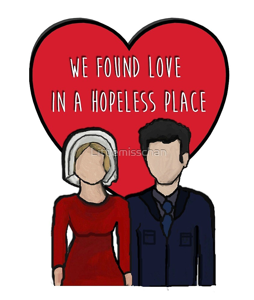 Love in a hopeless place by Littlemisschan