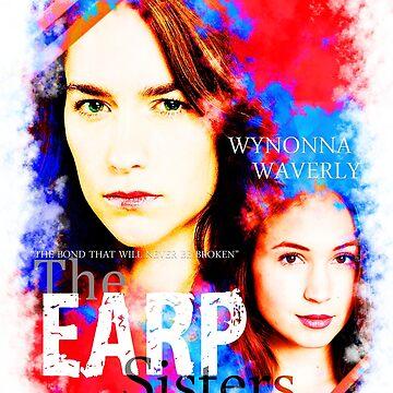 Earp sisters V1.0 T-shirts by Merbie