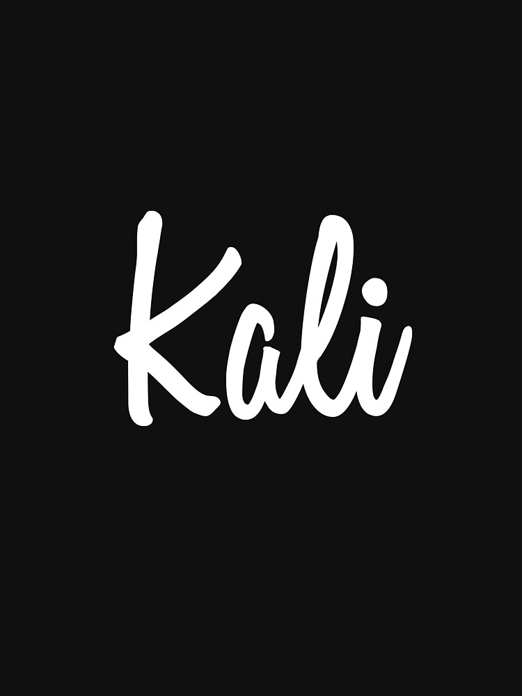 Hey Kali buy this now by namesonclothes