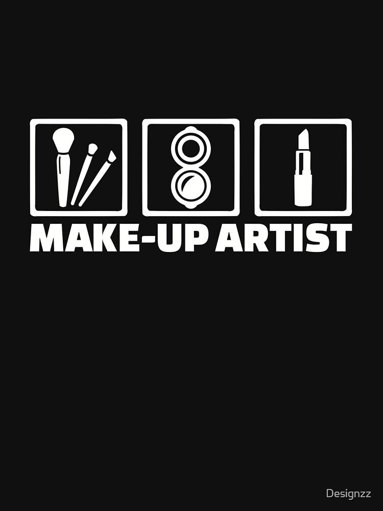 Make-up Artist by Designzz