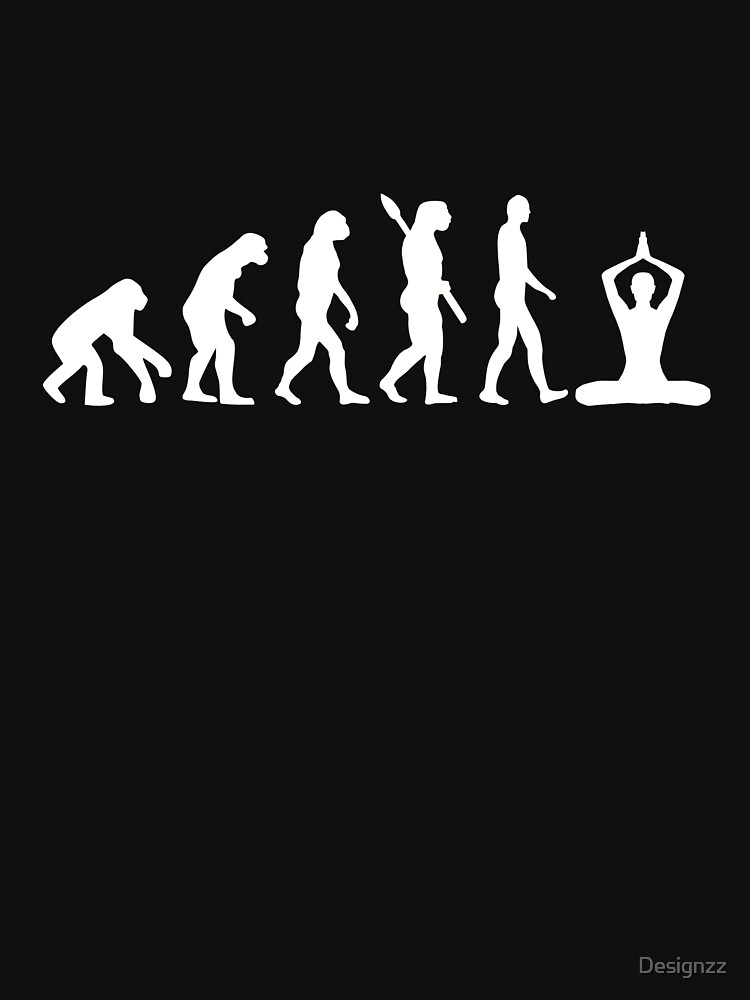 Meditation evolution by Designzz