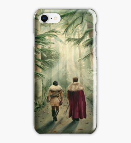 Let's Take Back the Kingdom iPhone Case/Skin