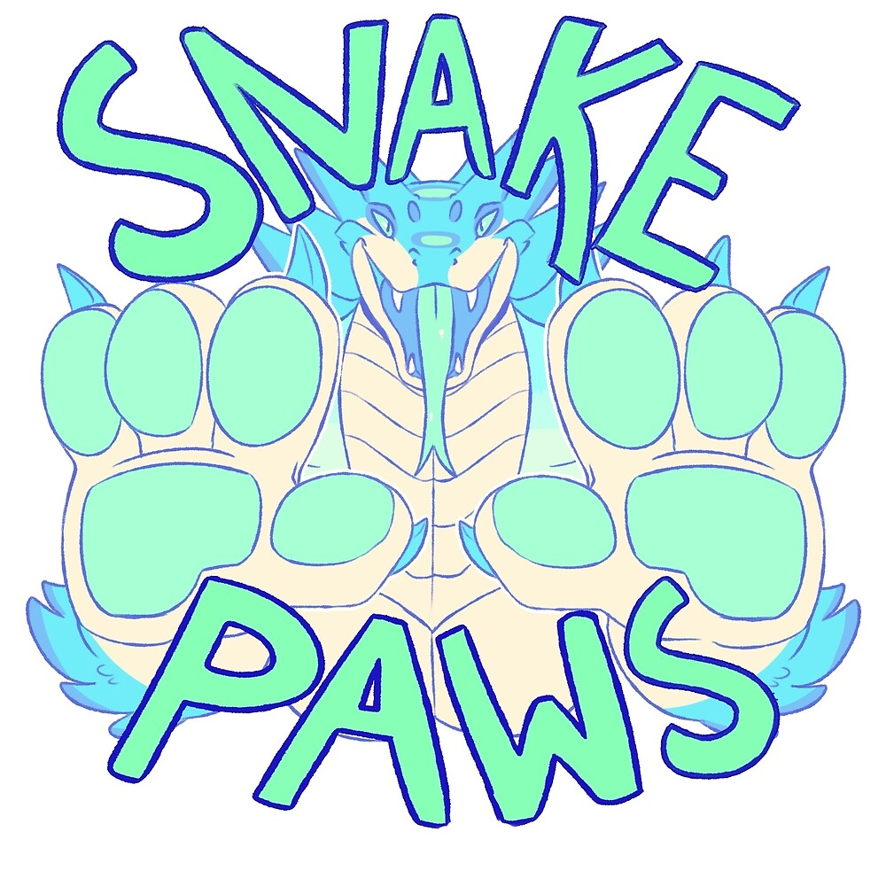 Snake Paws by marcogore