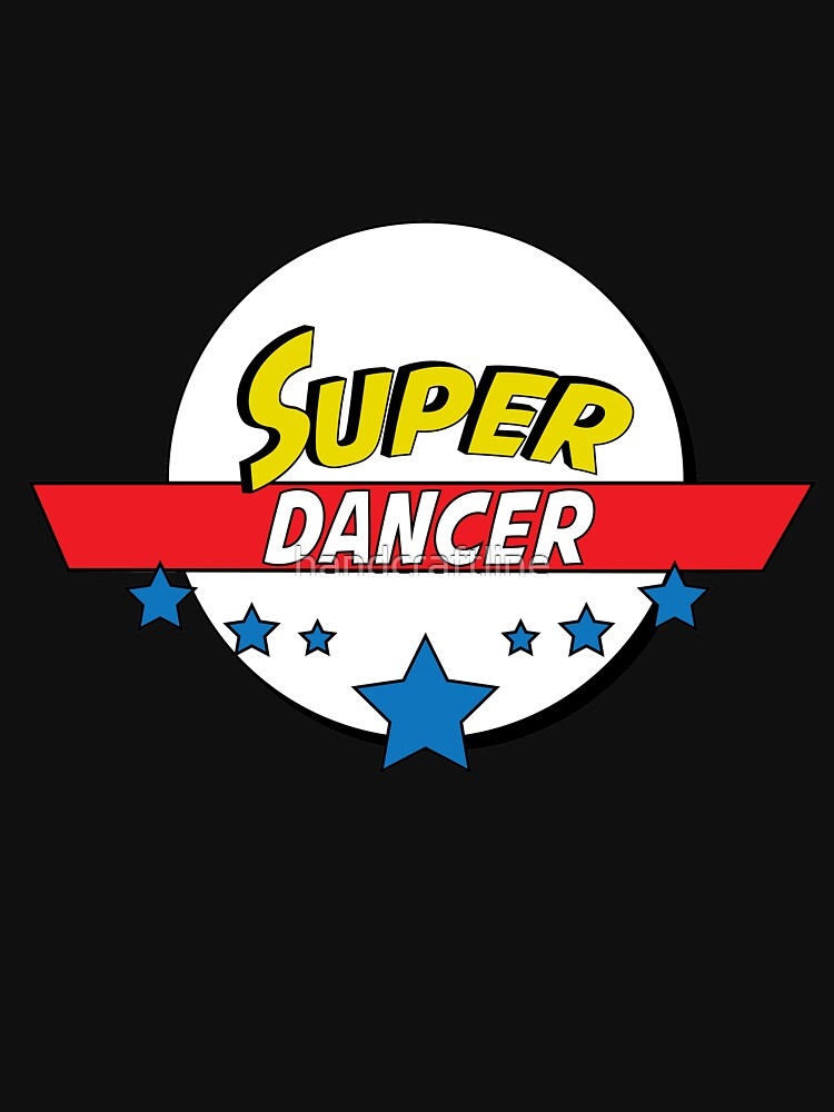 Super dancer, #dancer  by handcraftline