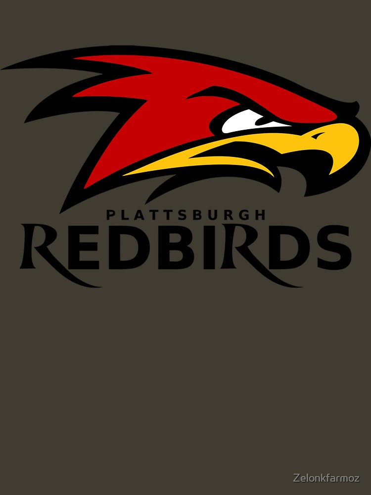 Plattsburgh Redbirds by Zelonkfarmoz