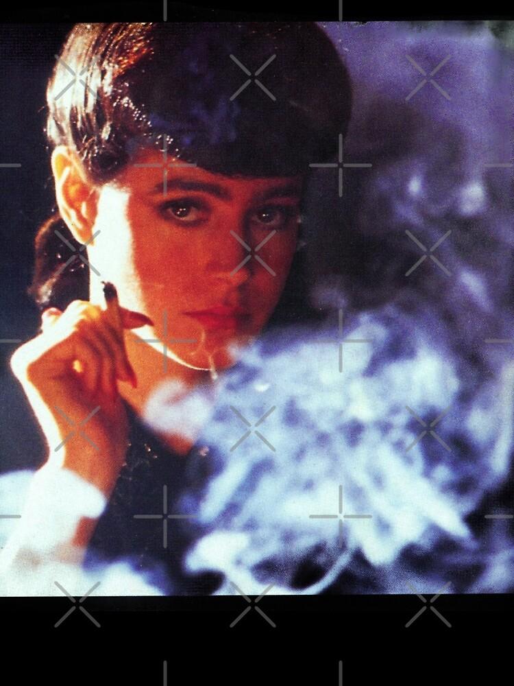 Blade Runner - Rachel Sean Young by tomastich85