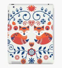 Skandinavisches Volk iPad-Hülle & Klebefolie