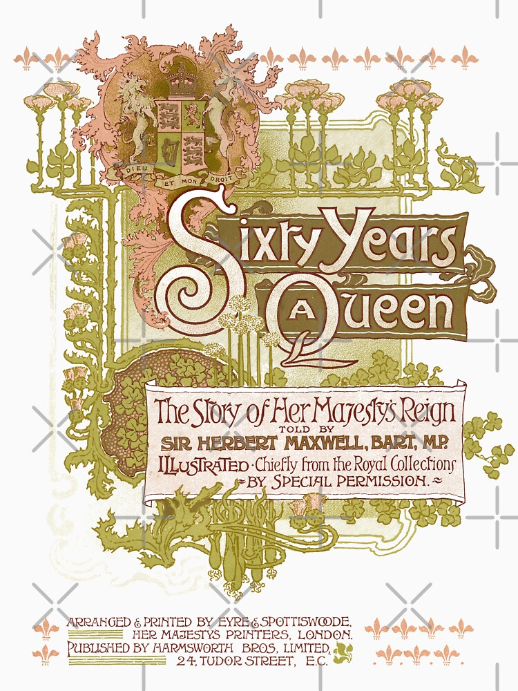 Sixty years a Queen by Salocin
