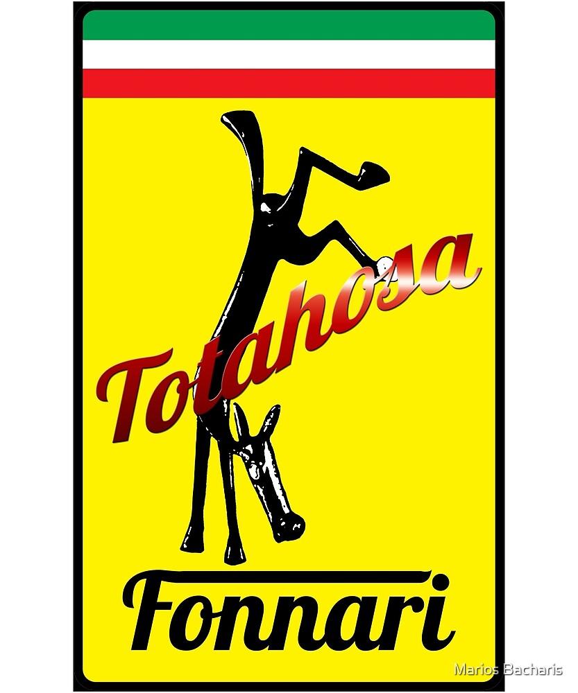 Fonnari Totahosa by Marios Bacharis