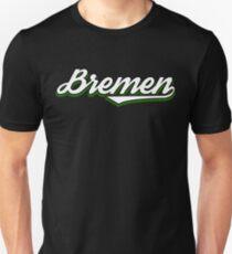 Bremen city germany vintage Unisex T-Shirt