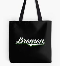 Bremen city germany vintage Tote Bag