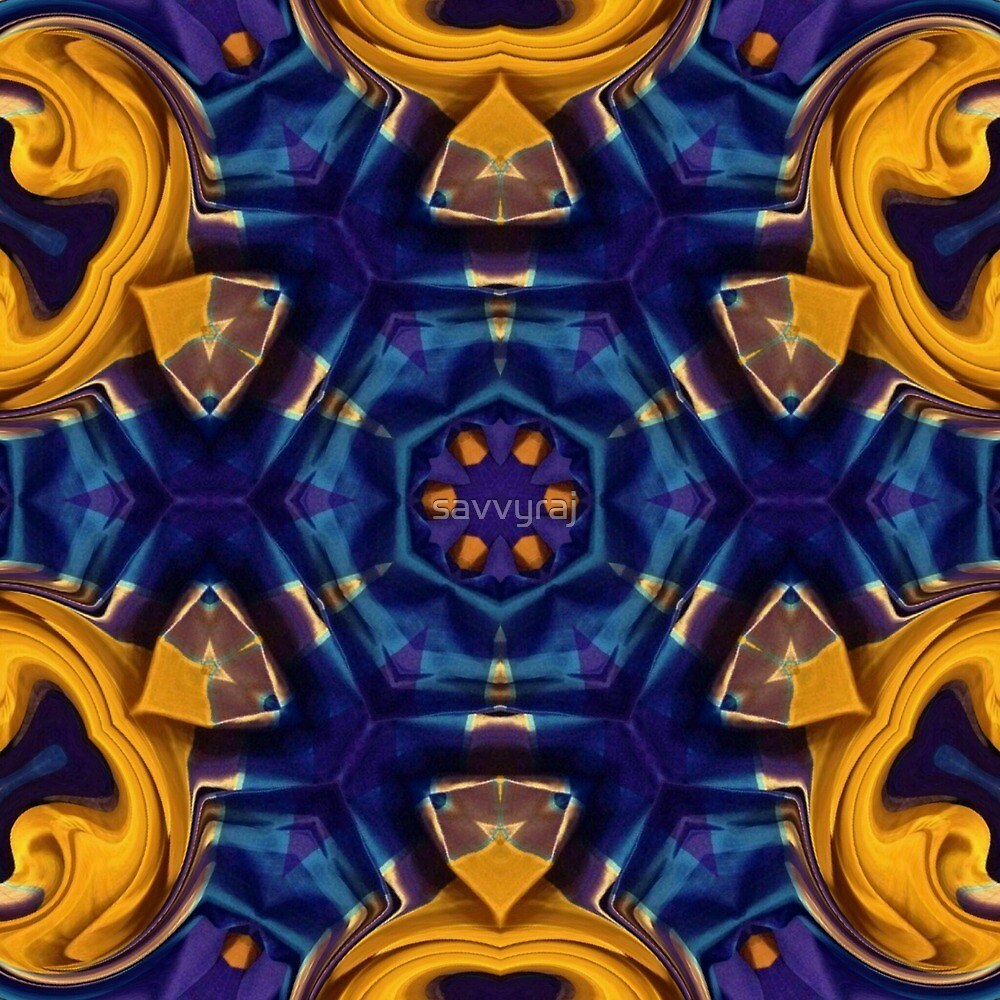 Mystic Orient by savvyraj