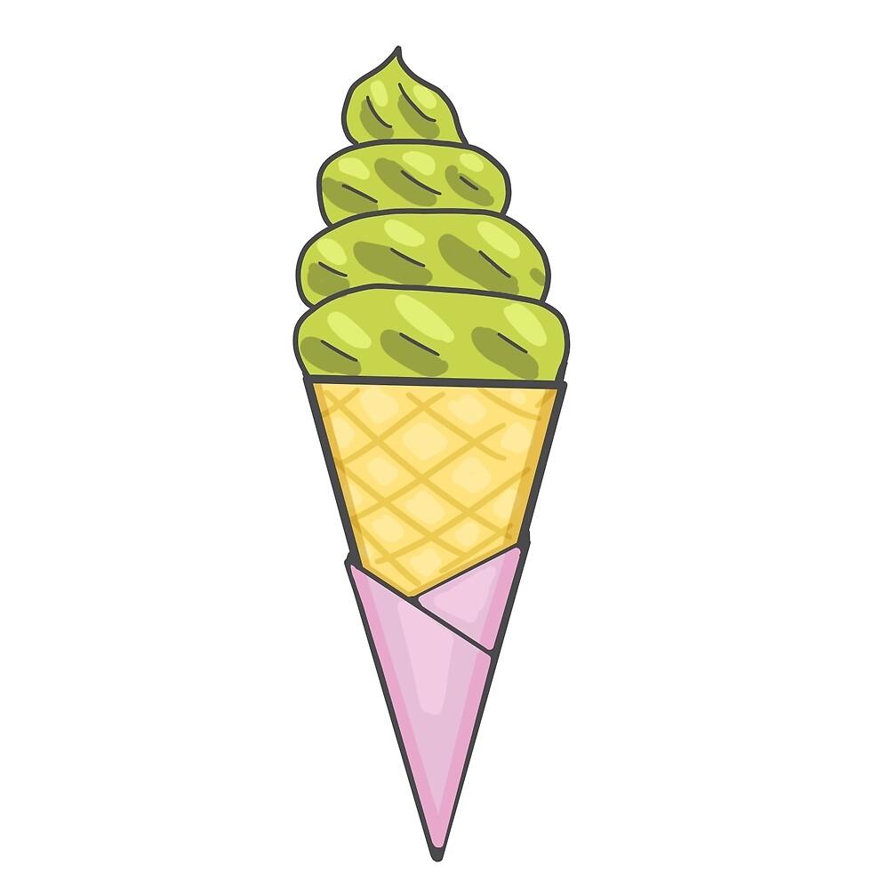 Ice Cream, Summer, Dessert, Ice Cream, Ice Cream by Matthias013