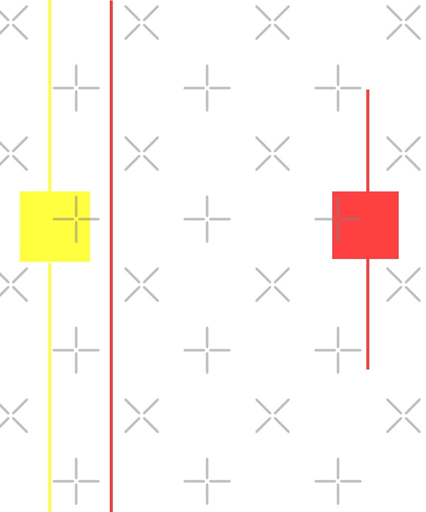 Pink,Yellow and White Squares and Lines by UltraSigma