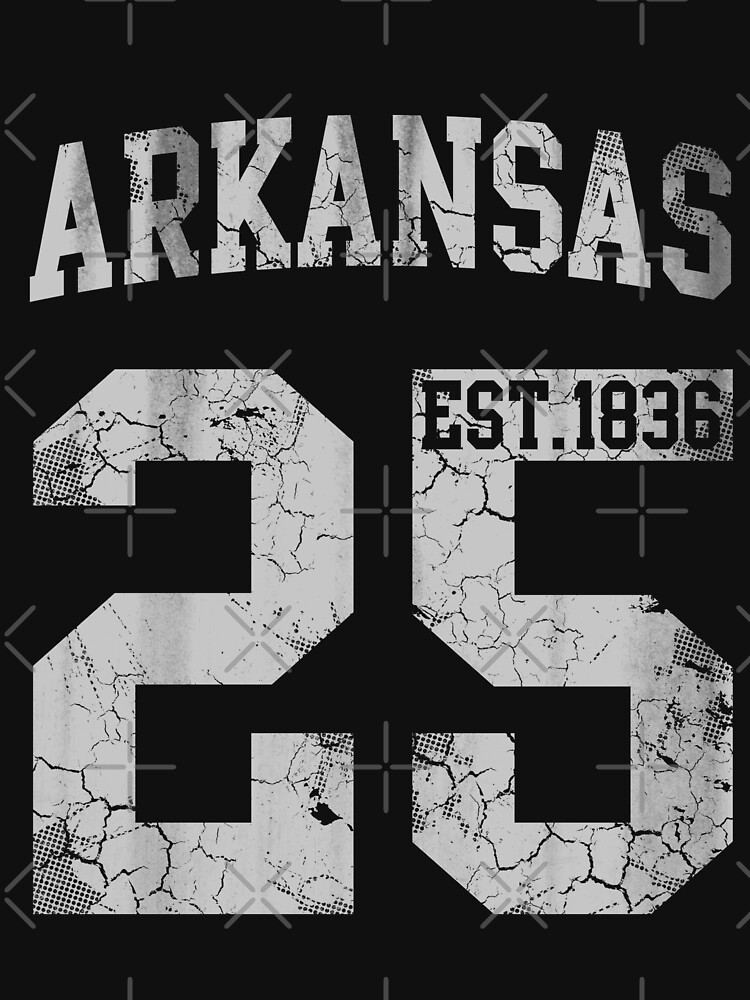 Arkansas 25th State by frittata