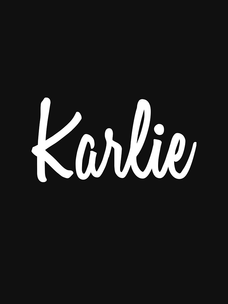 Hey Karlie buy this now by namesonclothes