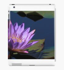 Tina Water Lily iPad Case/Skin