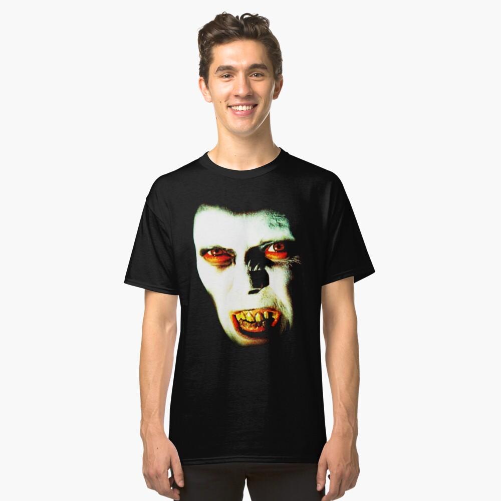 The Exorcist Captain Howdy Pazuzu  Classic T-Shirt Front