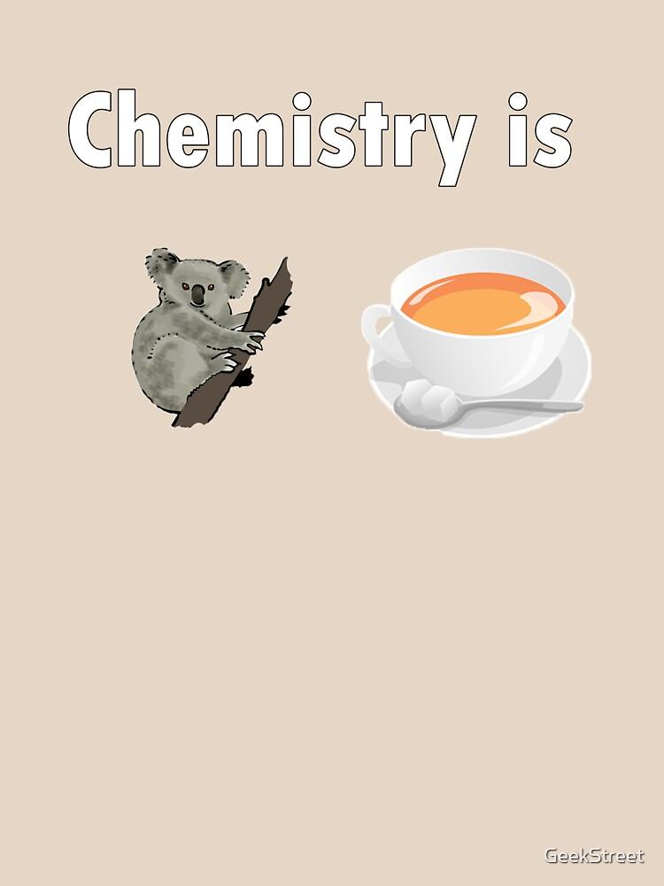 Chemistry Is Koala-Tea by GeekStreet