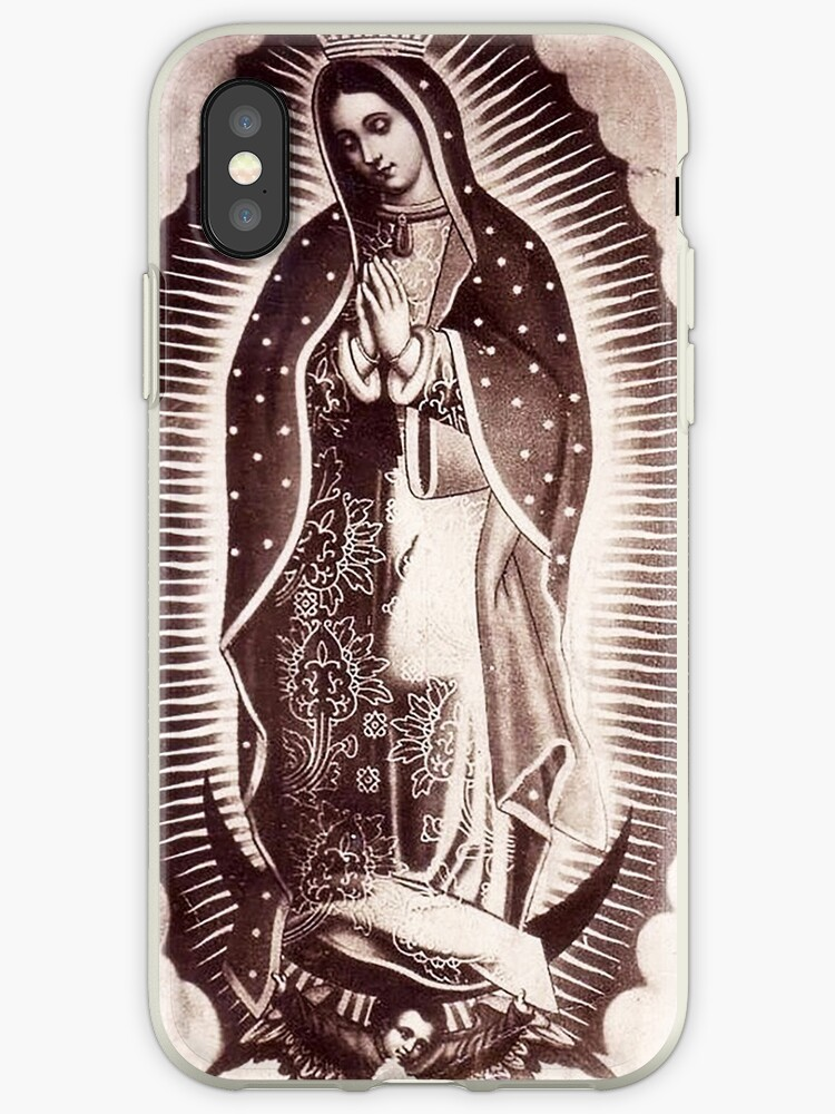 Guadalupe vintage art by thatstickerguy