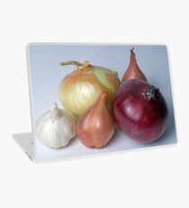 A Family Allium Laptop Skin