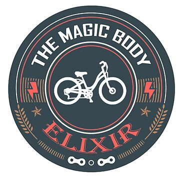 Bicycles, The Magic Body Elixir by esskay