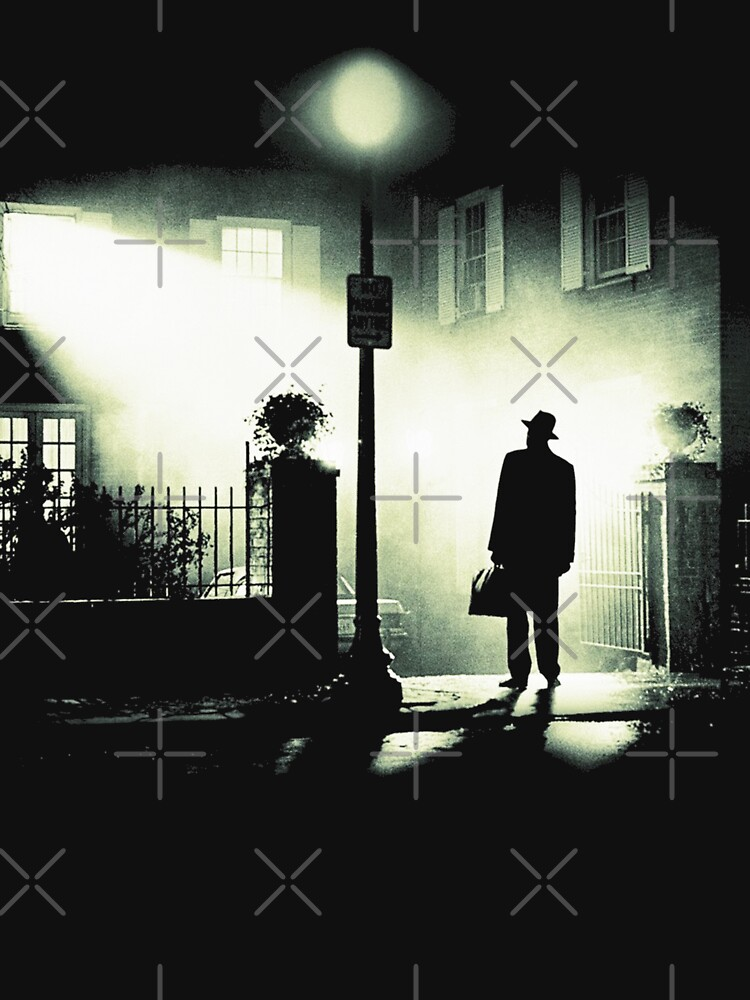 The Exorcist Arrival Scene by furioso