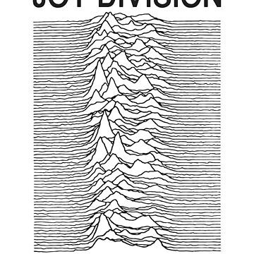 Joy Division - Unknown Pleasures by exceedingdeath