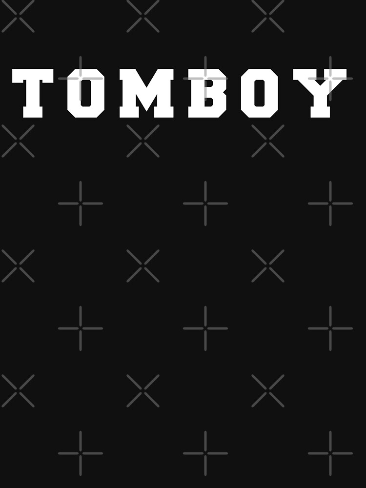 Tomboy Funny Feminism by with-care