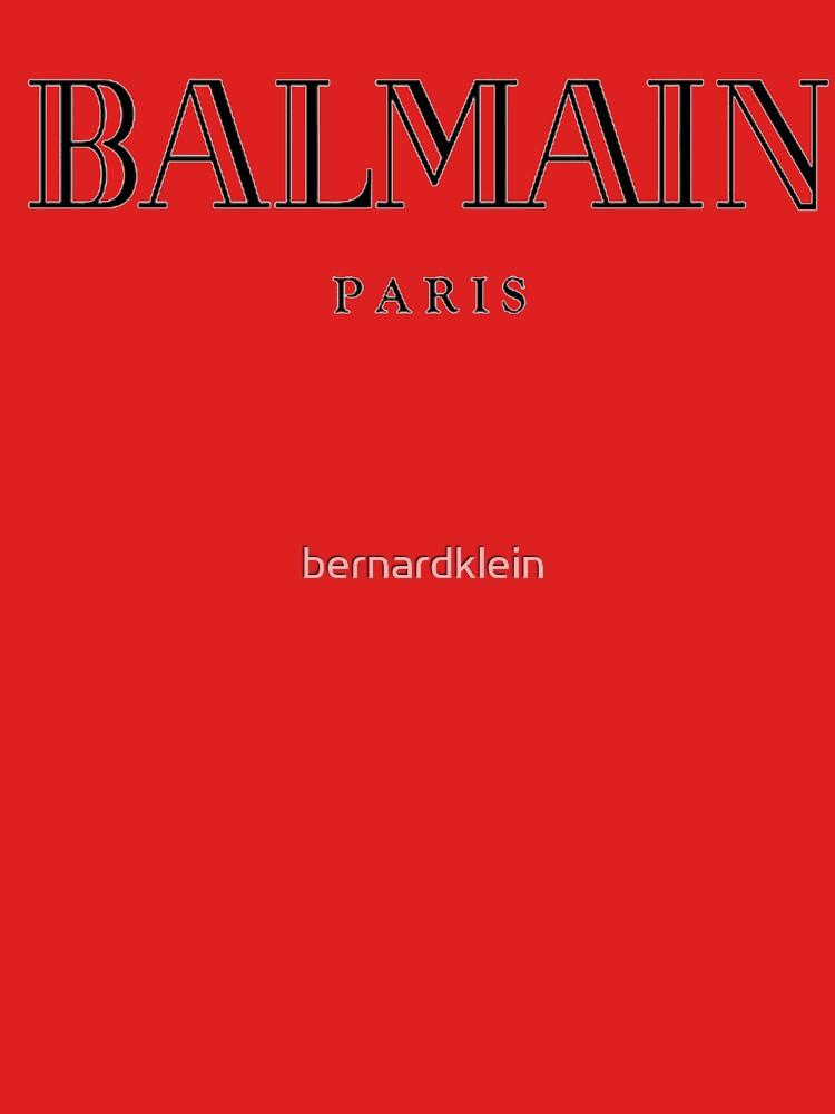 BALMAIN by bernardklein