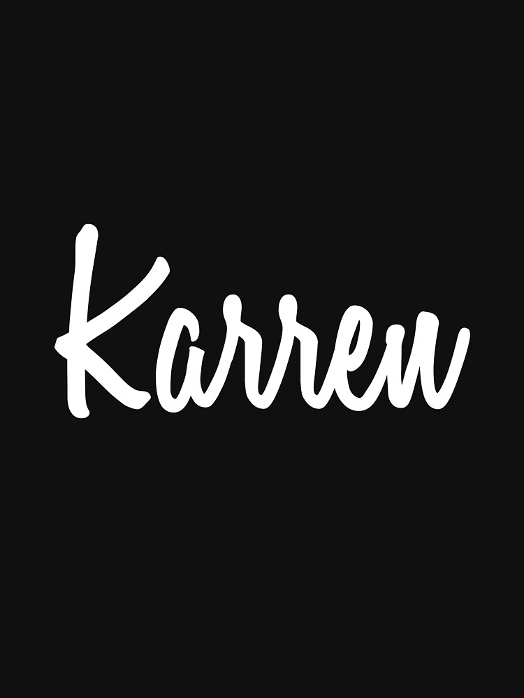 Hey Karren buy this now by namesonclothes