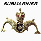 HER MAJESTY'S SUBMARINER by Stephen Kane