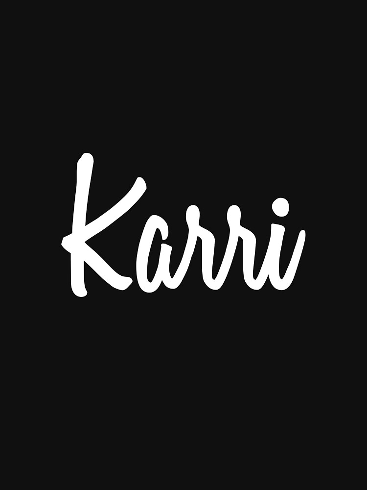 Hey Karri buy this now by namesonclothes