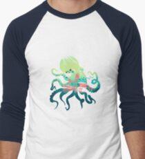Wonder Sea Men's Baseball ¾ T-Shirt