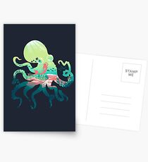 Wonder Sea Postcards
