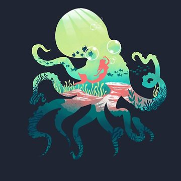 Wonder Sea by dandingeroz