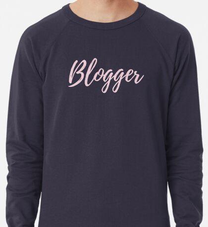 Blogger Lightweight Sweatshirt