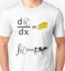 Differentiation in a new form  Unisex T-Shirt