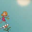 Walking On Air von Tobi Dahmen