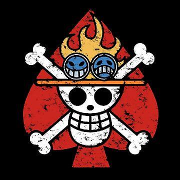 One Piece Ace  by Bigiron11