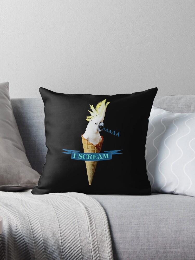 real ice cream cockatoo by FandomizedRose