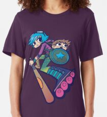 Ramona - Scott Pilgrim Slim Fit T-Shirt