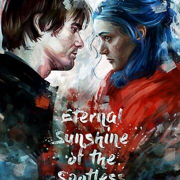 Eternal Sunshine of the Spotless Mind by dbelov