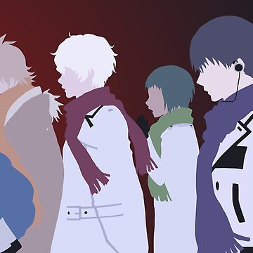 Quinx Squad Tokyo Ghoul:re by YTerZ