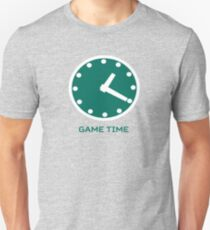 GAME TIME Chi town Chicago Baseball Slim Fit T-Shirt