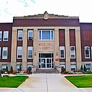 MUSSELSHELL COUNTY COURTHOUSE by Bryan D. Spellman